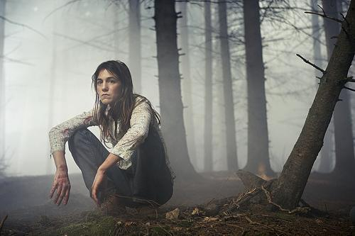 """Lars von Trier's controversial horror film """"Antichrist"""" follows a nameless husband and wife as they come to violent terms with the death of their son."""