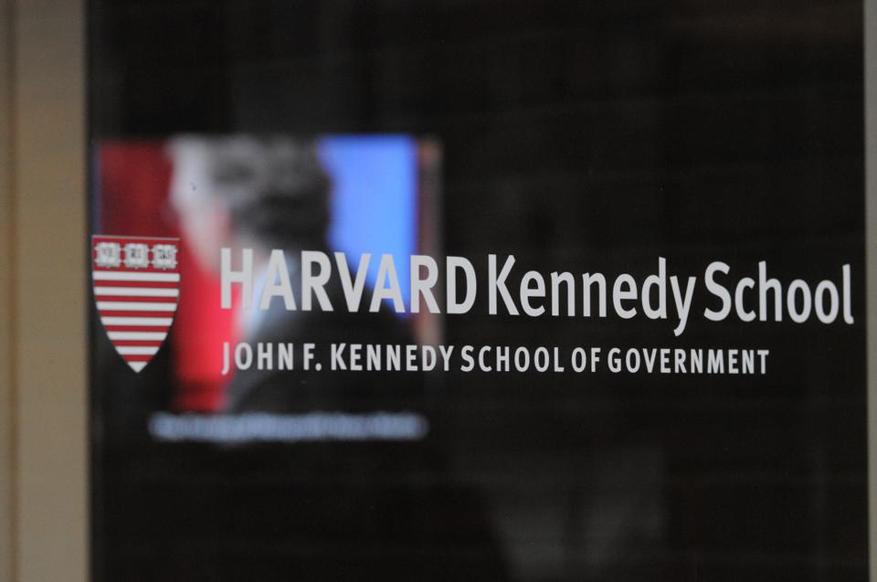 Harvard Kennedy School saw an increase in applicants during the past admissions cycle, and admission to the school became more competitive.