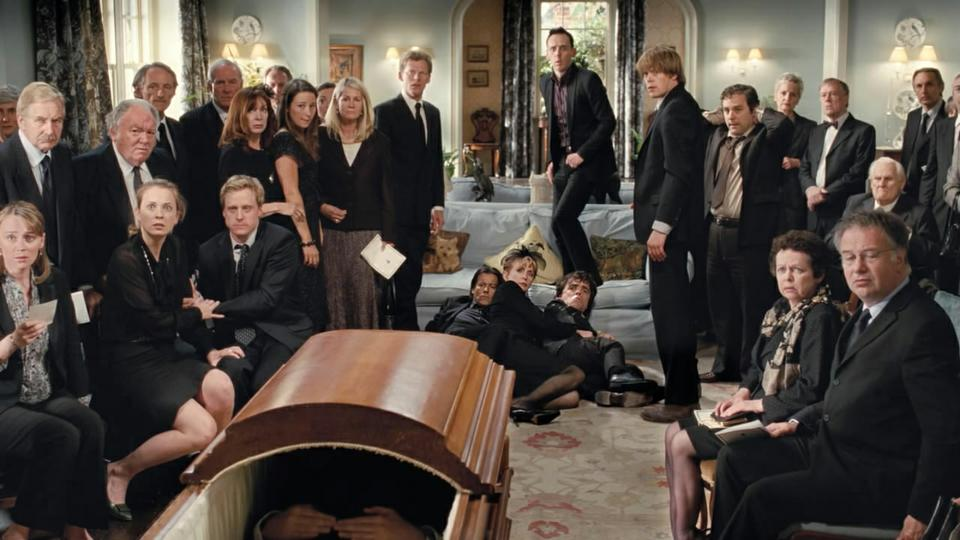 Image result for death at a funeral