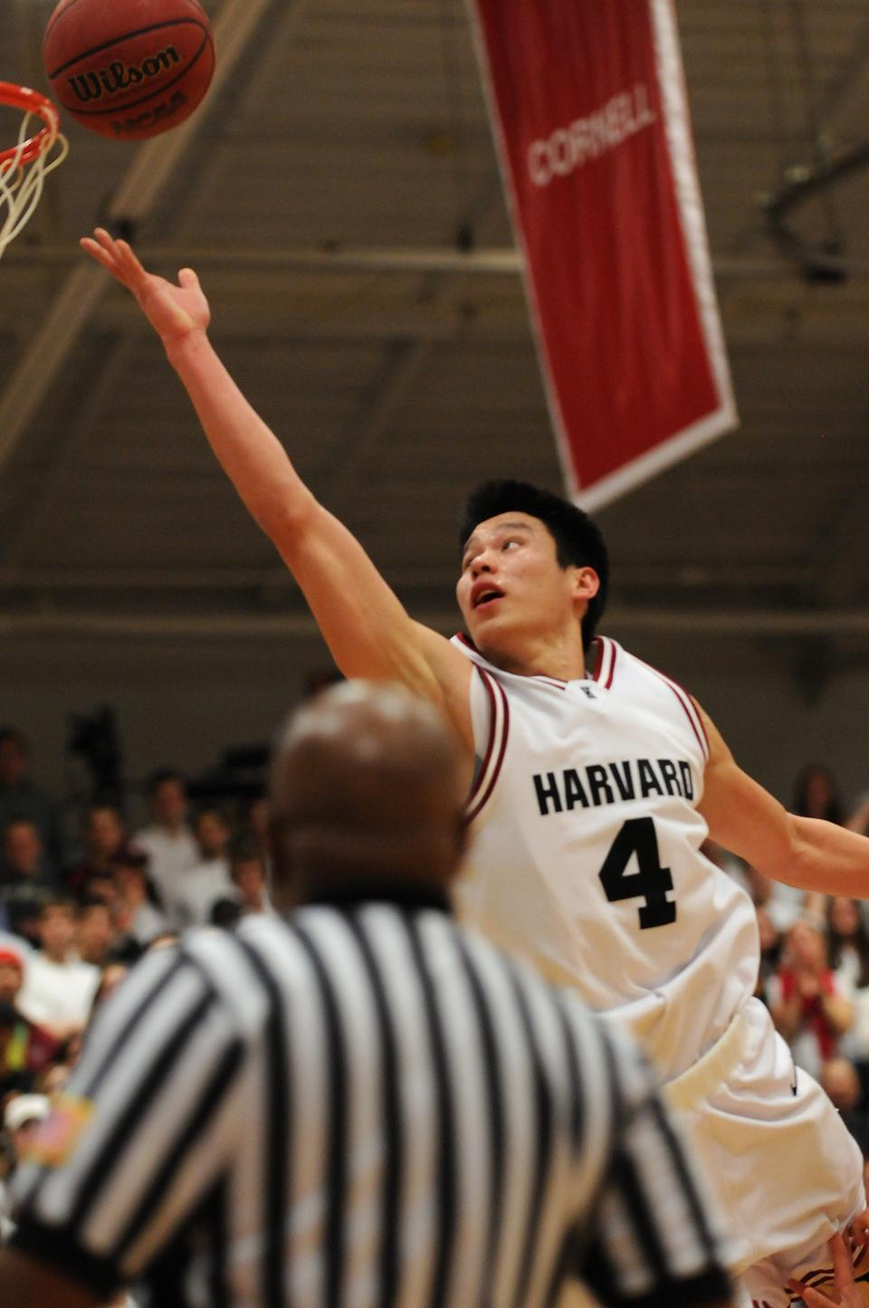 Jeremy Lin will be waiting anxiously tonight to see if he is one of 60 players selected in the 2010 NBA Draft.