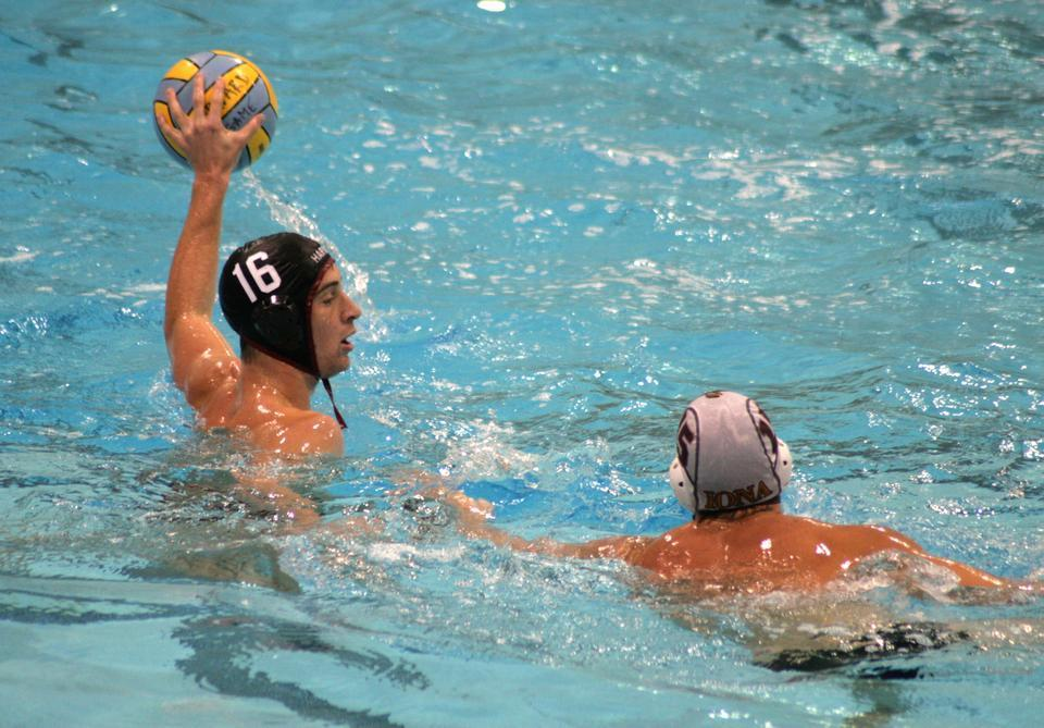 Co-captain Bret Voith asserted his dominance with five goals at the Princeton Invitational, but Harvard men's water polo dropped three of four contests over the two day tournament to fall to 2-5 overall.