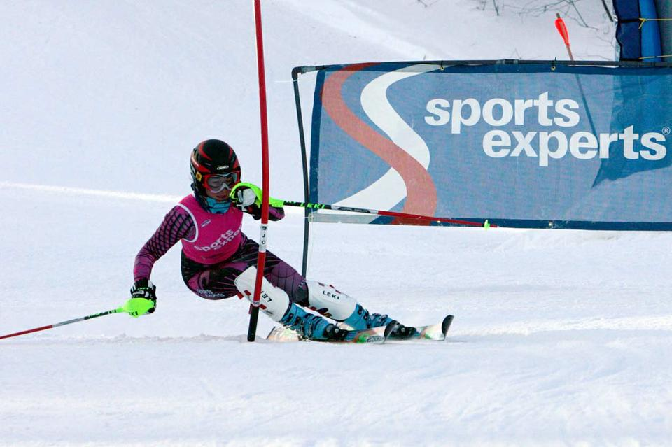 Rookie skier Rebecca Nadler—who will likely qualify for NCAA Nationals—led Harvard on the slopes, with finishes in  fourth and sixth place on the Eastern Intercollegiate Ski Association Carnival Circuit.