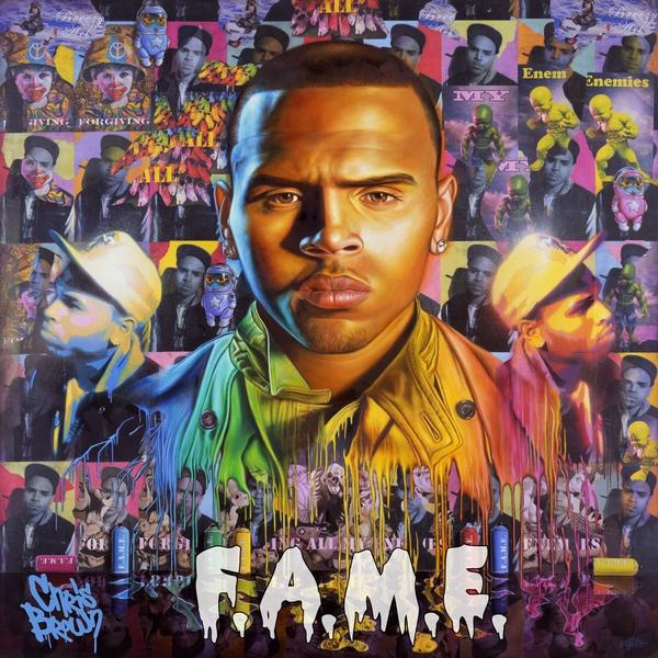Chris Brown Grapples With His Past on 'F A M E ' | Arts