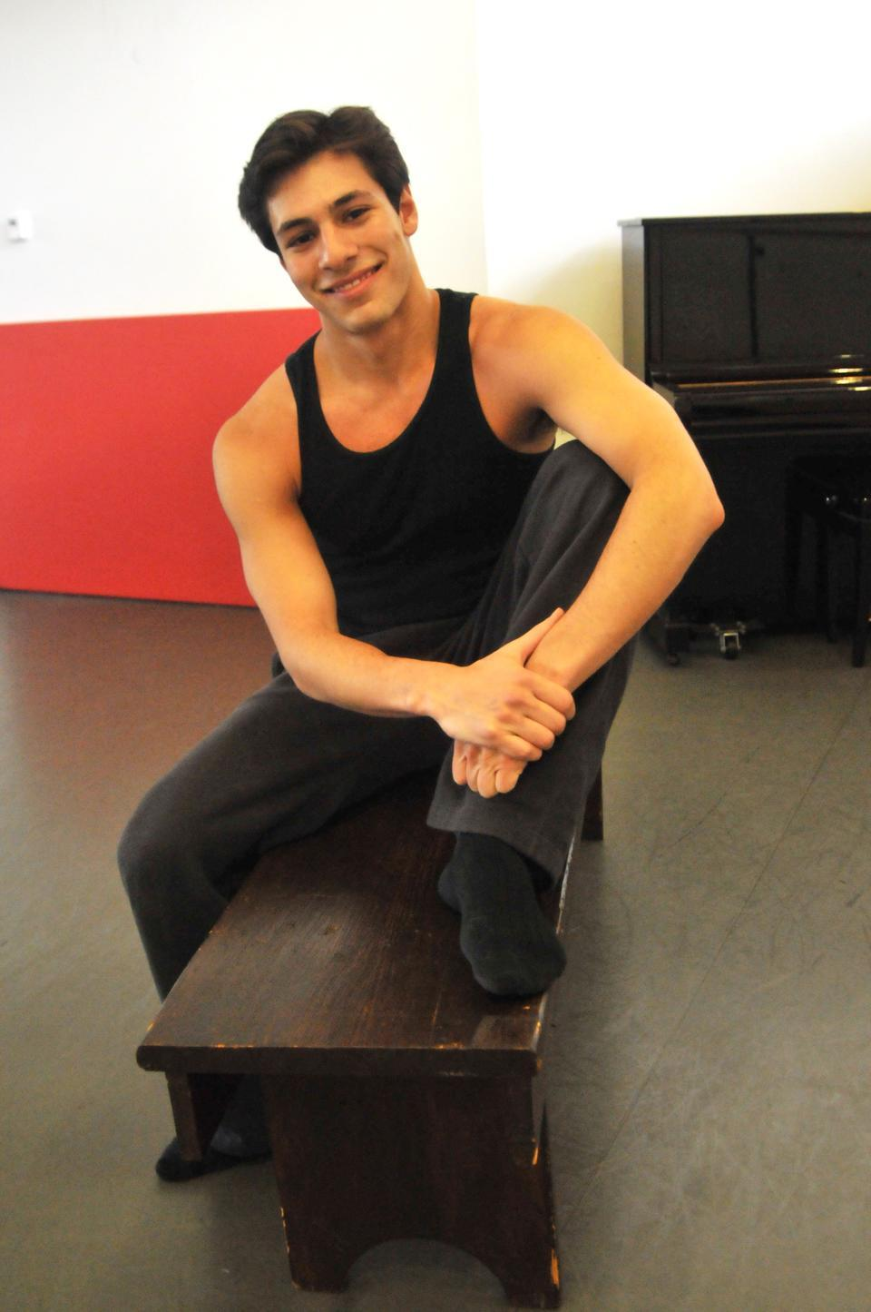 "Choreographer, performer, and director Frederick ""Ricky"" D. Kuperman '11 has choreographed numerous productions and worked with many organizations on campus, including the Harvard Ballet Company, the Harvard Contemporary Dance Ensemble, and the Harvard-Radcliffe Dramatic Club."