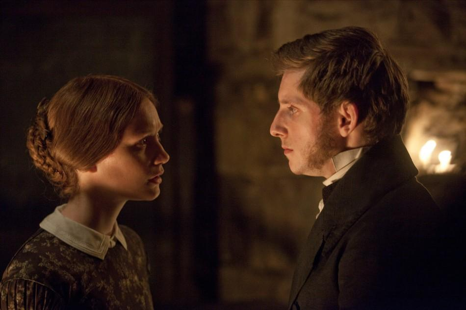 Mia Wasikowska plays Jane Eyre in director Cary Fukunaga's film of Charlotte Brontë's gothic novel.