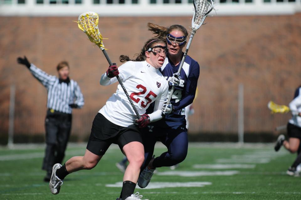 25 Womens lacrosse previous action