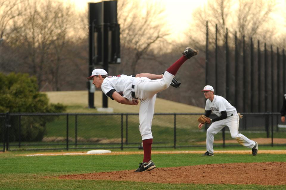 Despite taking the early lead, the Crimson fell again after its bullpen could not hold on in the final two innings. Still, junior southpaw Brent Suter, pictured above, pitched well in his 3.1 innings of work. Coming into the game in relief, he stuck out five while allowing just two hits.