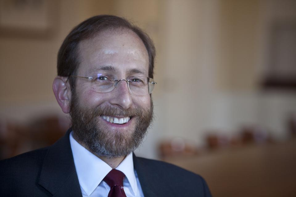 Alan M. Garber '76, a Stanford professor, has been tapped to succeed Steven E. Hyman as University Provost.