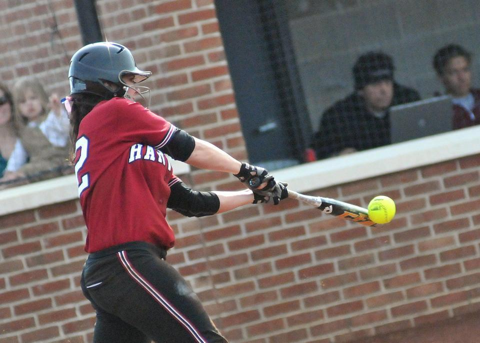 Freshman third baseman Kasey Lange earned Ivy League Player of the Year honors after hitting .444 and driving in 65 runs during her rookie season.