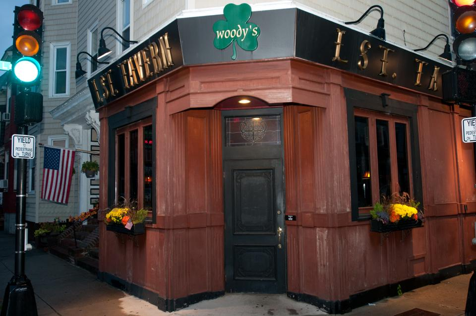 Reporters went to Woody's LST Tavern in south Boston to interview residents about their thoughts on Elizabeth Warren.