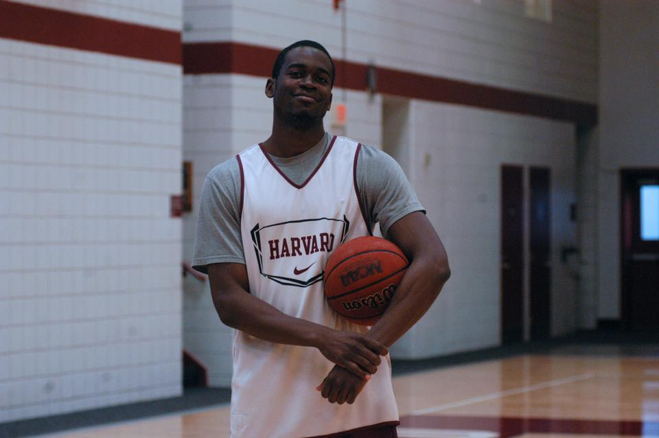 Freshman Steve Moundou-Missi could have a breakout rookie season for the Crimson.