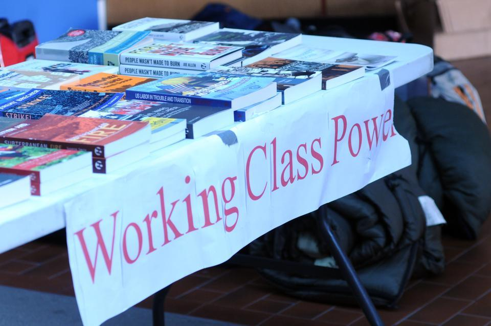 The New England Marxism Conference sponsored by the International Socialist Organization, took place in the Science Center during the weekend of November 12-13 attracting students and members of the Cambridge community.