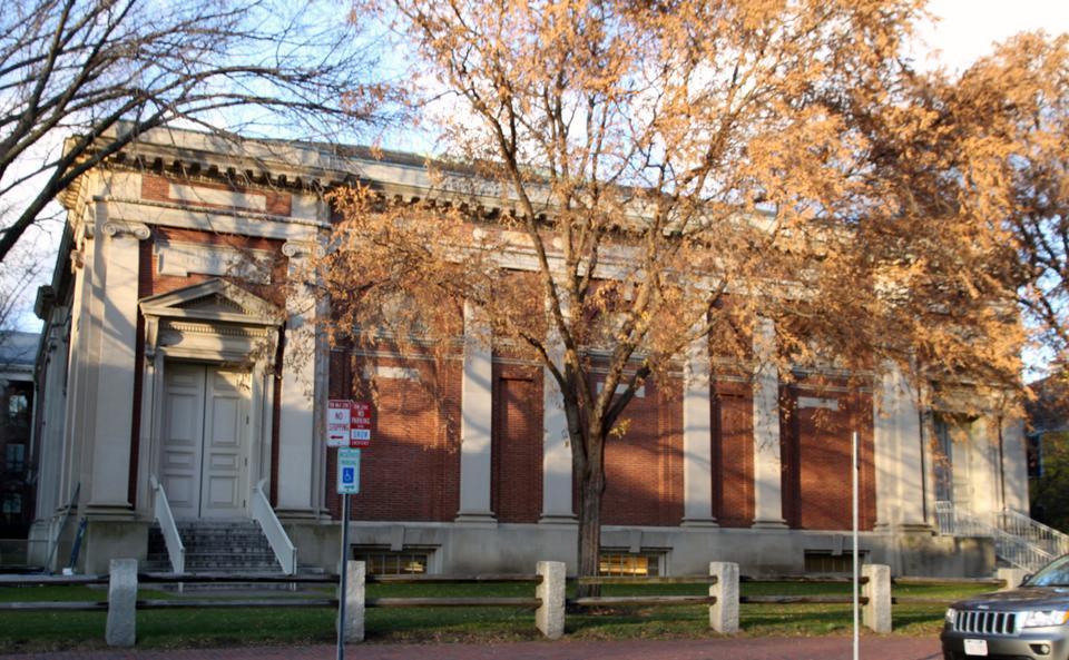 Classes that normally meet in Lowell Lecture Hall have been moved from their usual location for the last weeks of class.