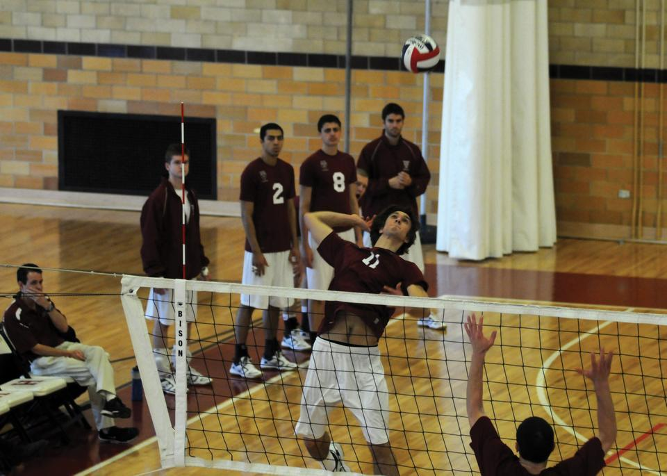 Co-captain and outside hitter Matt Jones led the Harvard men's volleyball team last year, tallying 332 kills for an average of almost four kills per game and earning a total of 399 points. Jones and the Crimson begin the 2011-2012 campaign on tonight at Endicott College.
