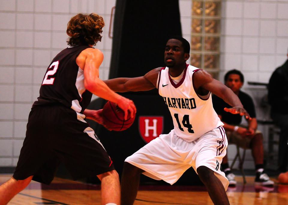 Rookie forward Steve Moundou-Missi led the Harvard men's basketball team offensively in its Friday night matchup against Brown, posting 14 points on four-of-five shooting in 18 minutes off the bench. Moundou-Missi added six rebounds and a career-high four blocks in the victory.