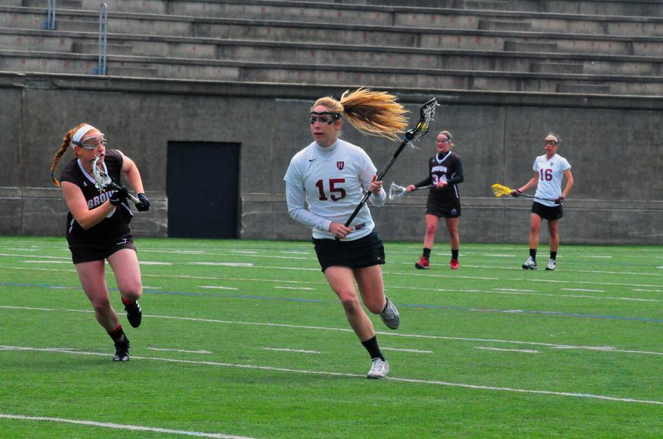 Junior Jennifer VanderMeulen leads the Crimson into a Saturday-matchup with third-place Princeton. This rematch of the 2011 Ivy League Championship game is a must-win for Harvard's postseason aspirations.