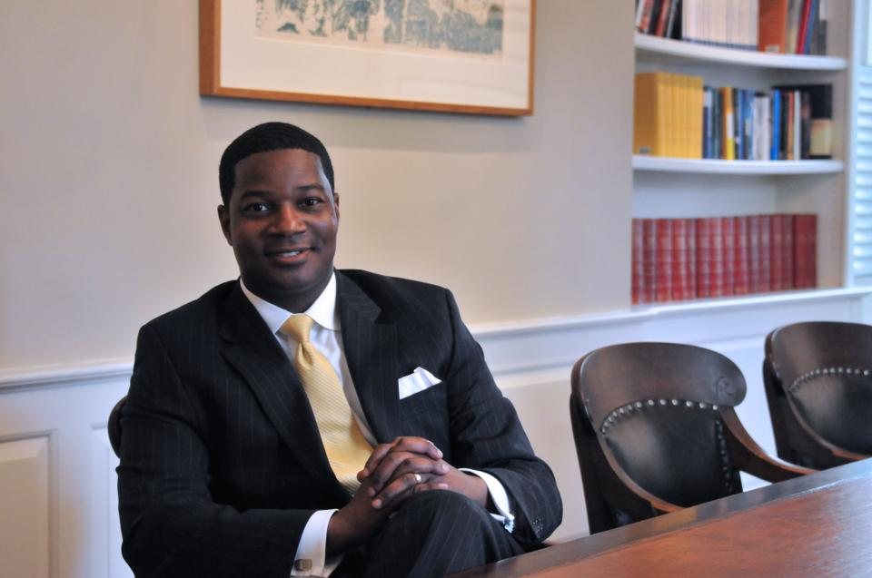 Reverend Jonathan L. Walton in 2012.