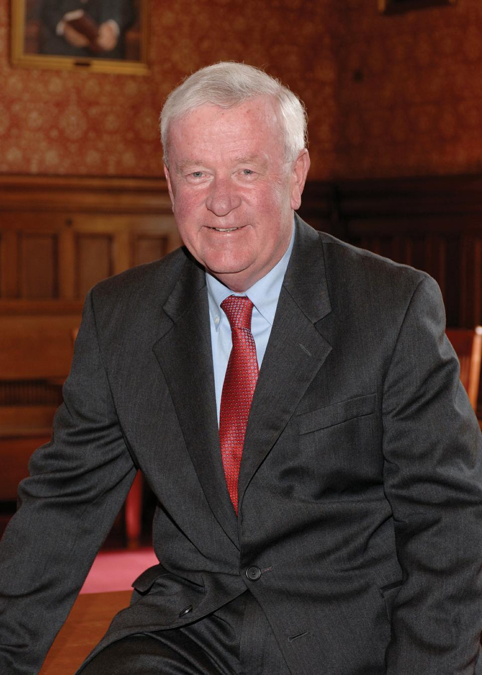 Robert W. Healy, who has served as Cambridge city manager for more than 30 years, leaves a long legacy of leadership behind.