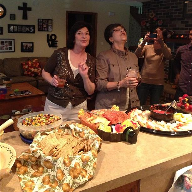 """""""...For my singing aunts, and lots of food :)""""—Joseph R. Botros '15"""