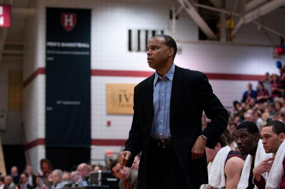 After another monumental year for the Harvard men's basketball team, in which the team won its first postseason game, head coach Tommy Amaker thanks the Harvard community for supporting his team and its staff throughout its historic campaign.