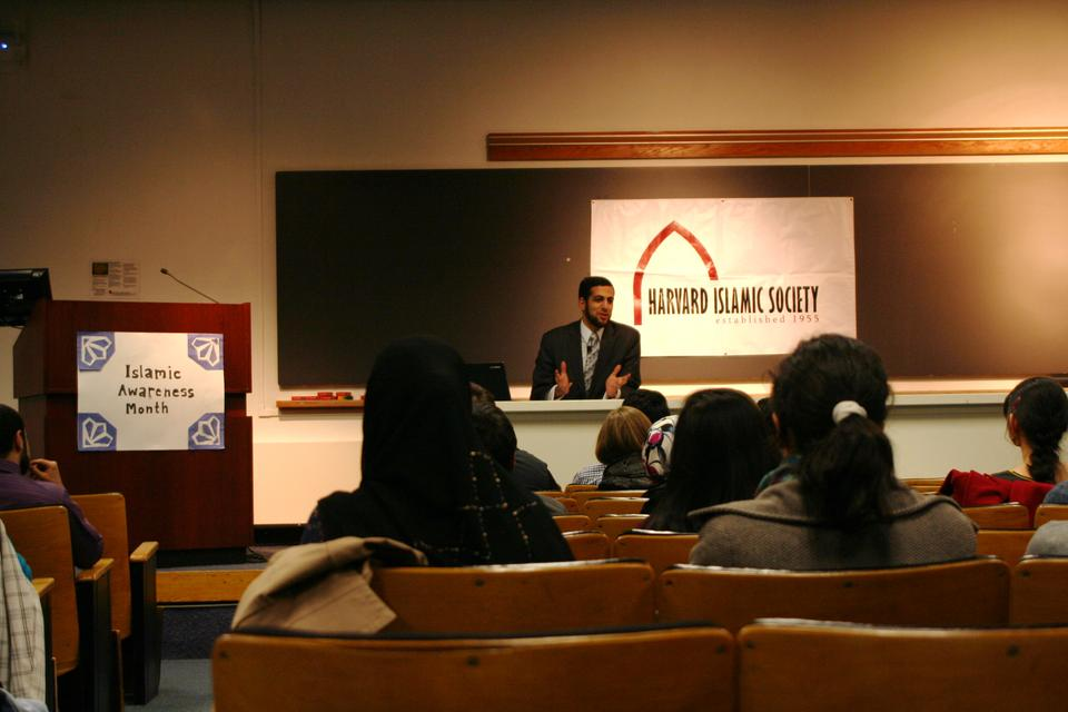 Harvard Islamic Society