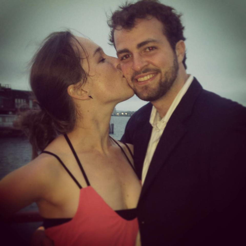 Engagement: Abigail E. Hook '13 and Andrew M. Garbarino '13