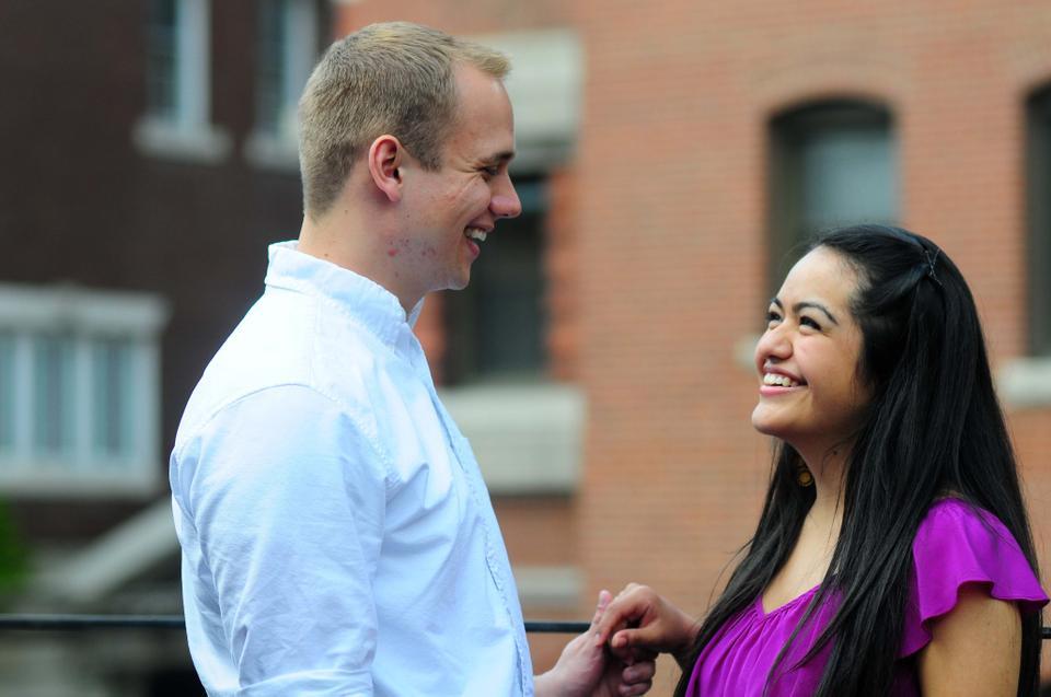 Engagement: Carolina R. Beltran '13 and Christopher H. Weber '13