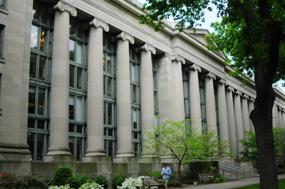 Harvard Law School.