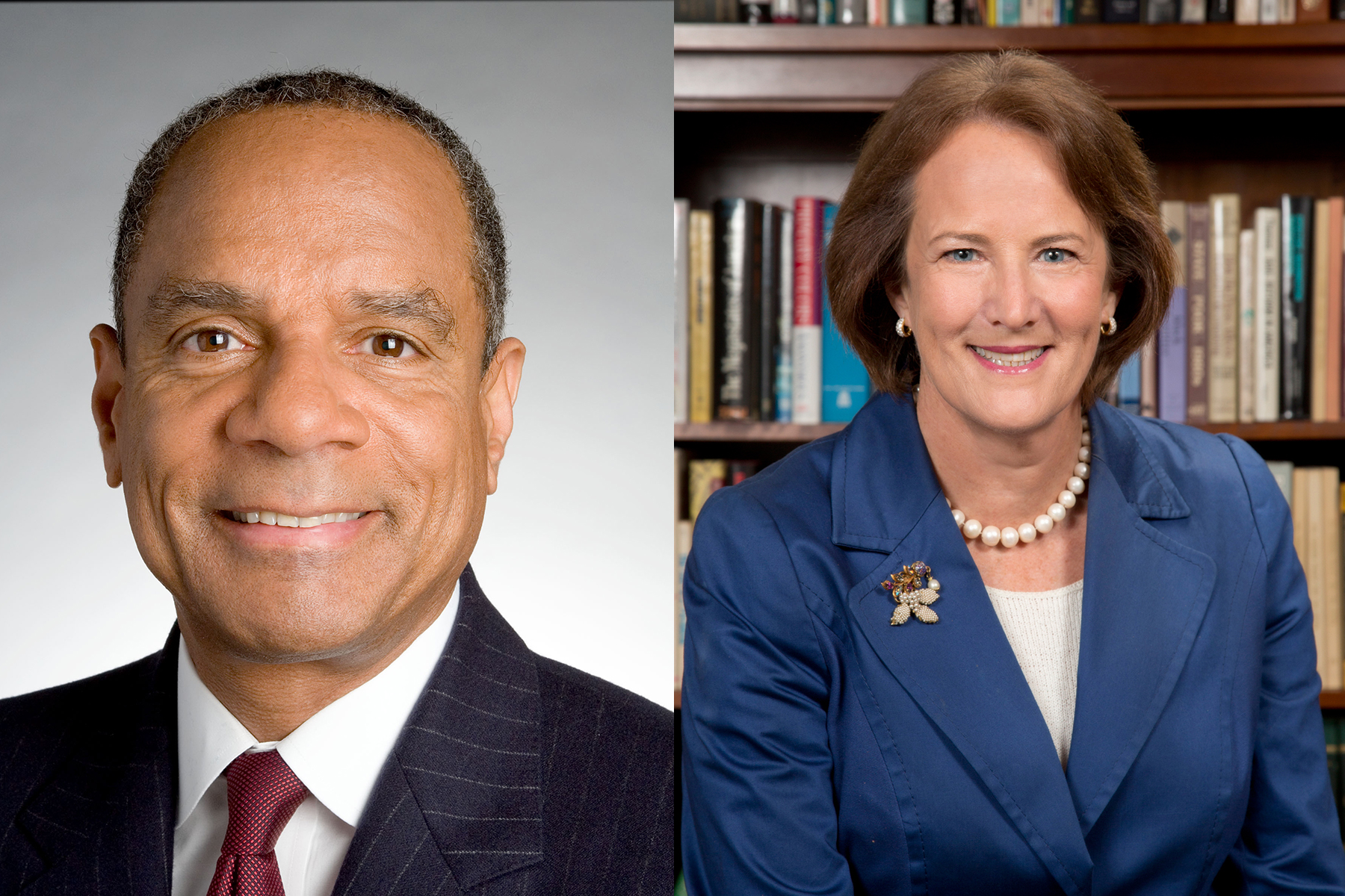 American Express Company CEO Kenneth I. Chenault and former Obama Cabinet member Karen Gordon Mills '75 were elected to become the newest members of the Harvard Corporation, the University's highest governing body, Feb. 9.