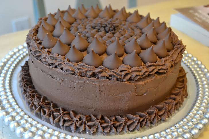 Piccione cake