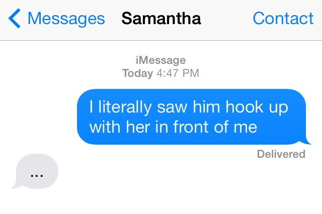 How to text someone for a hookup