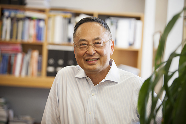 Gerald L. Chan, an alumnus of the School of Public Health, has pledged to give $350 million to the school through his family's foundation.