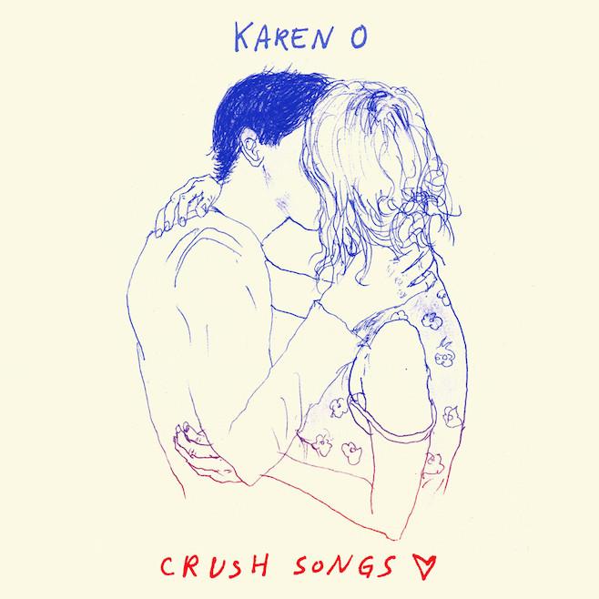 karen-o-crush-songs-cover