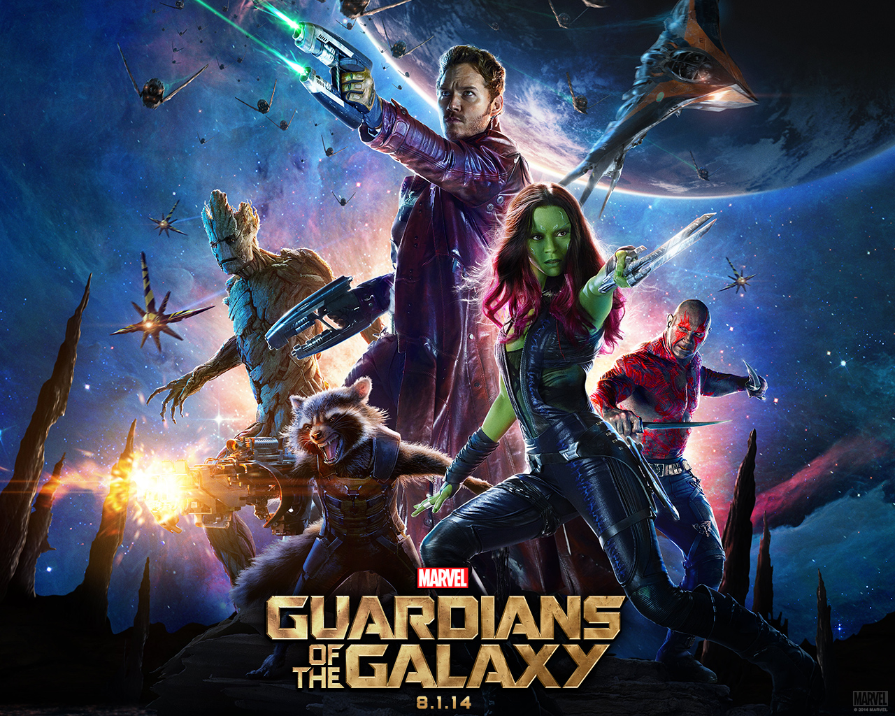 """Guardians of the Galaxy"" absolutely killed it with its 1970s rock tracks!"