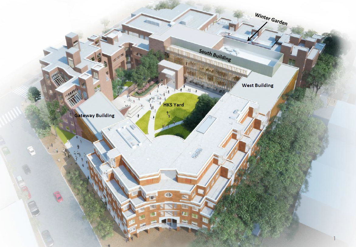 Kennedy School Plans Dramatic Remodeling Expansion News The Harvard Crimson