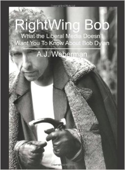 "Dylan as an insidious Fascist in ""RightWing Bob"""