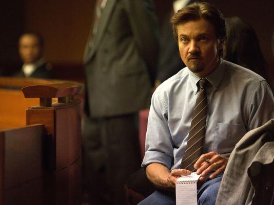 "Jeremy Renner stars in the political thriller ""Kill the Messenger."""