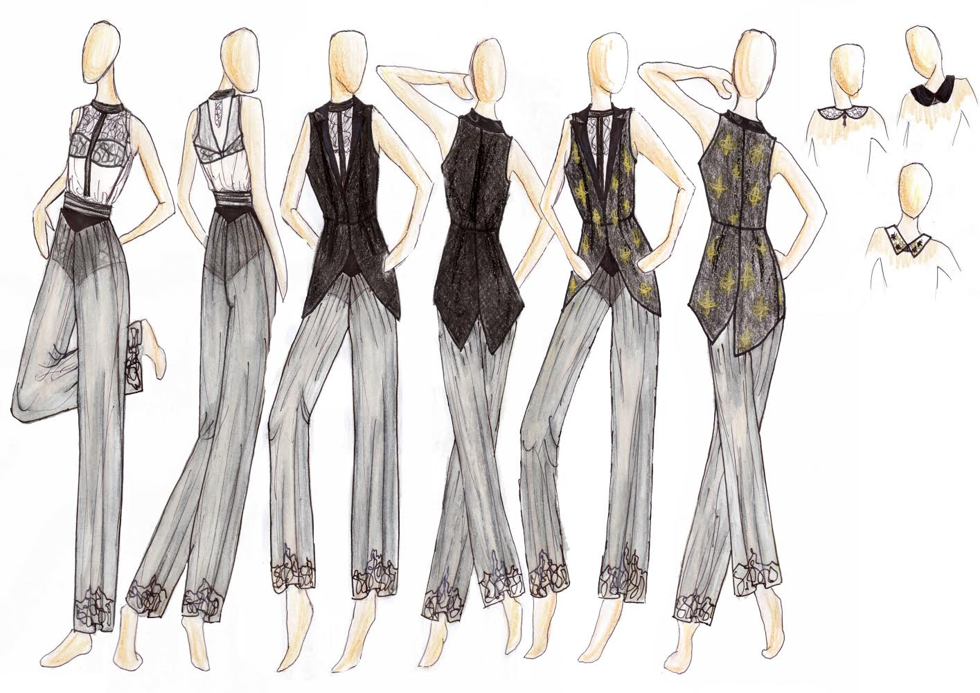 Atelier Improvise The State Of Fashion At Harvard Arts The Harvard Crimson