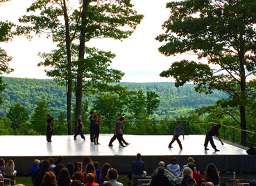 Harvard Dance Project Performance