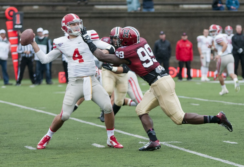Zack Hodges '15 took a post-graduate year at Phillips Exeter Academy. He was helped by football coach Tim Murphy, who helps connect roughly two players a year with prep schools so they can develop academically and athletically.