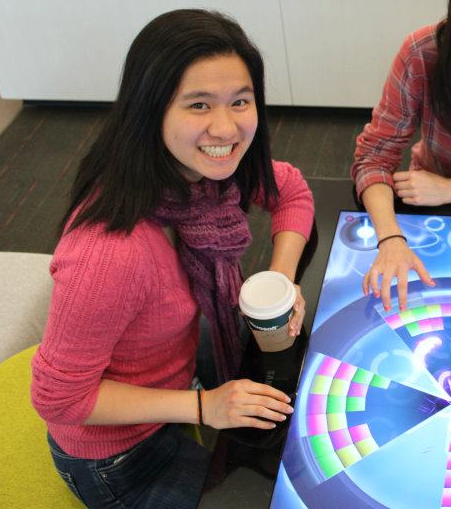 Ruth C. Fong '15 is a computer science concentrator in Mather House.