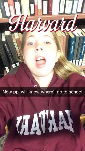 I'm sorry, where do you go to school again?