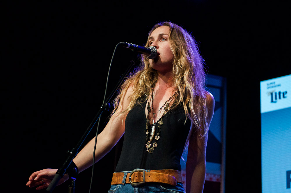 """I thought Zella Day was brilliant as she performed her appropriately named song, """"Hypnotic,"""" among others during a South by Southwest Music Festival showcase."""