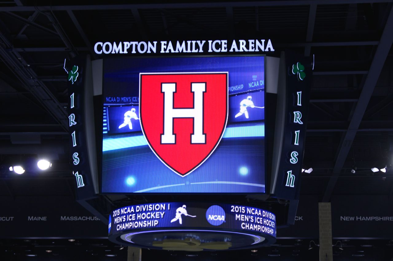 The Harvard men's ice hockey team will play its first NCAA tournament game in nine years on Saturday, when the No. 10/8 Crimson faces No. 9/9 Nebraska-Omaha at Notre Dame's Compton Family Ice Arena.