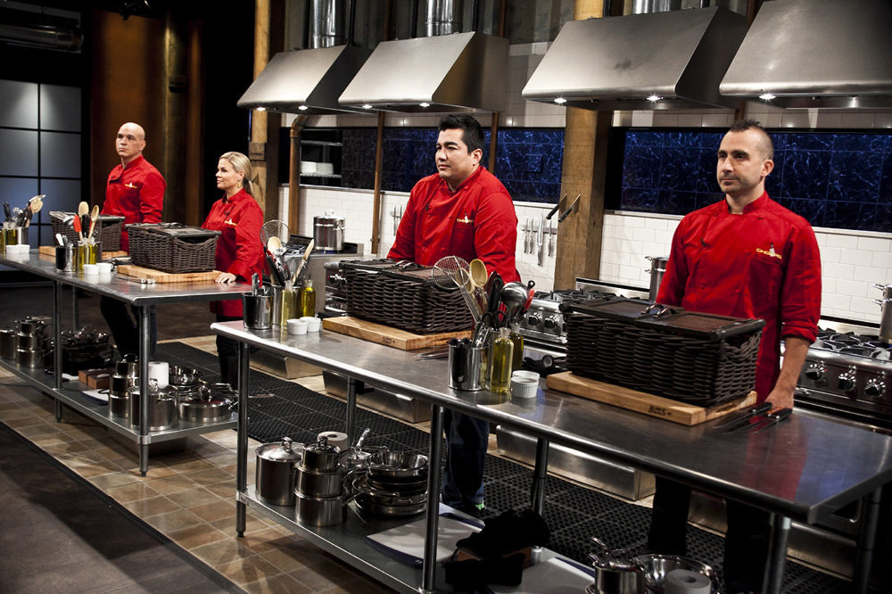 Chopped Food Network why the food network's 'chopped' is the most serious entertainment