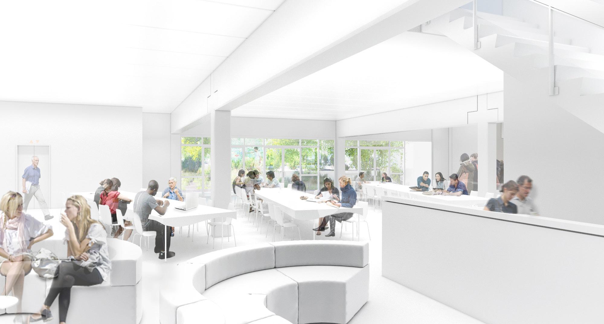 Science Center Rendering