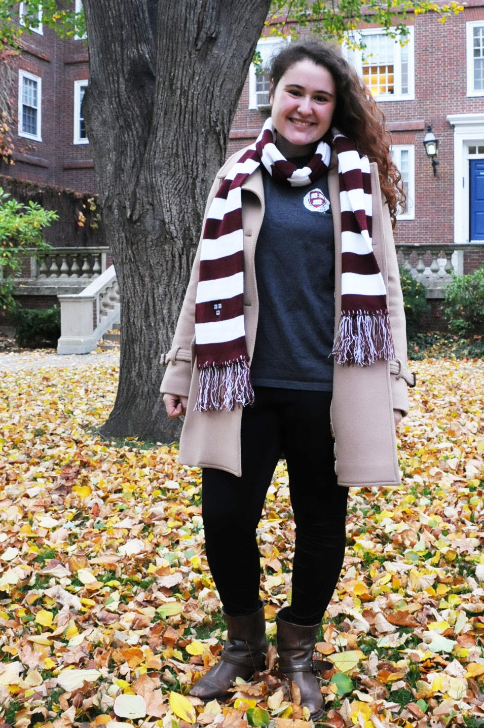 Harvard-Yale Outfit Option #1