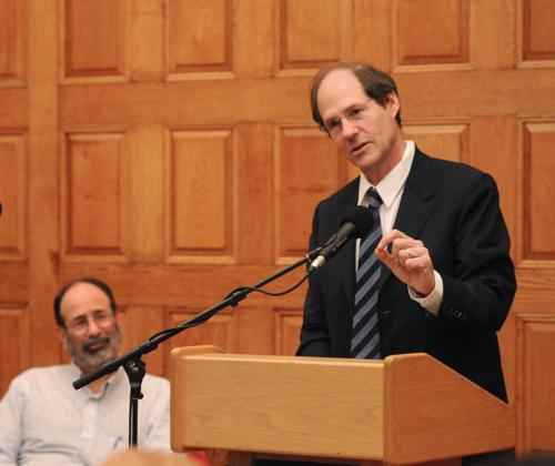 Law Professor Cass R. Sunstein.
