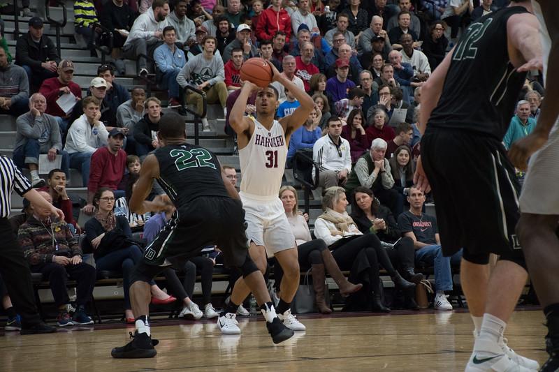 Harvard Basketball Locker Room