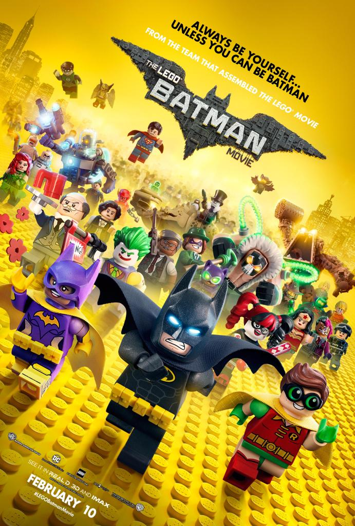 The Lego Batman Movie' a Blockbuster for All Ages | Arts | The ...